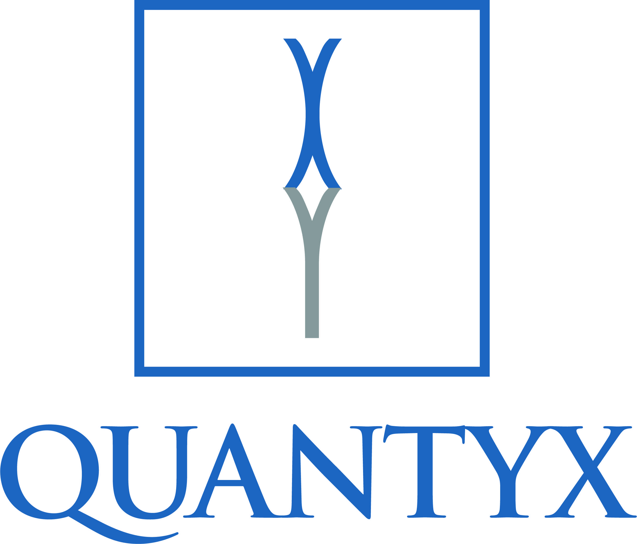 Quantyx Logo Share